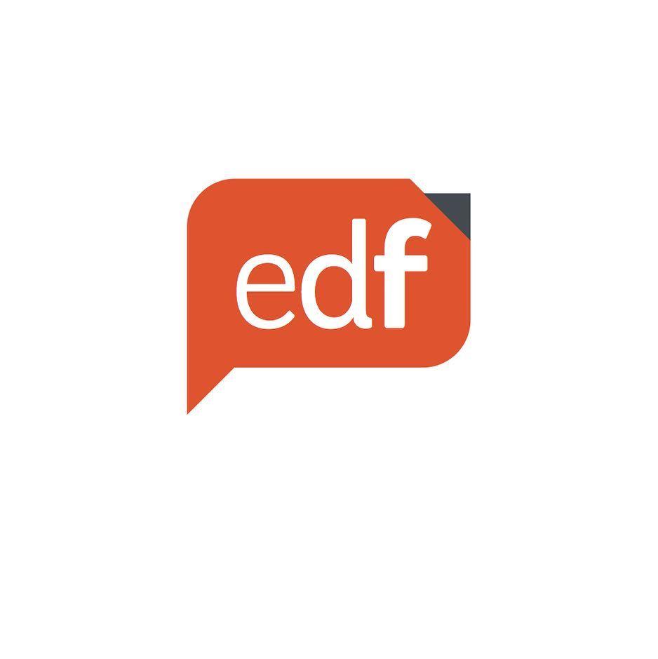 EDF Entornos de Formación Logo – 2018